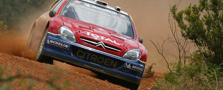 Loeb inherits Rally Australia lead