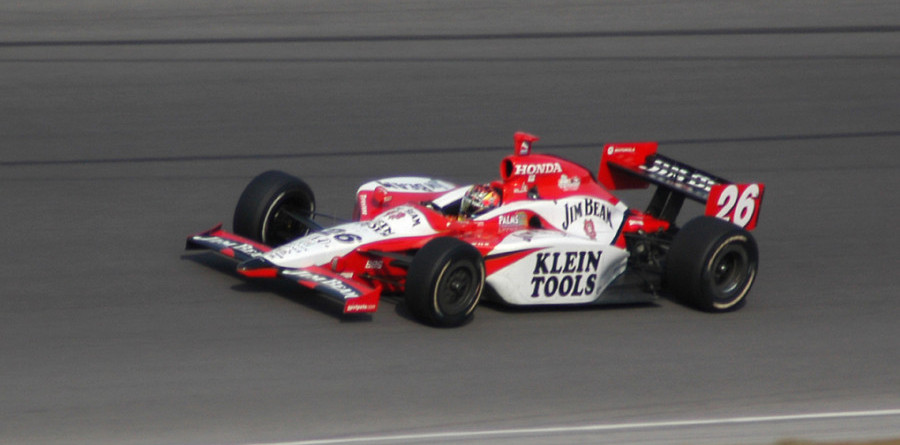 IRL: Wheldon holds on to score win in Homestead