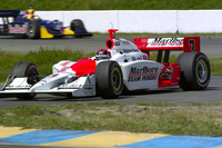 IRL: Castroneves flies in Sonoma