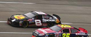 BUSCH: Truex Jr back on top at Talladega
