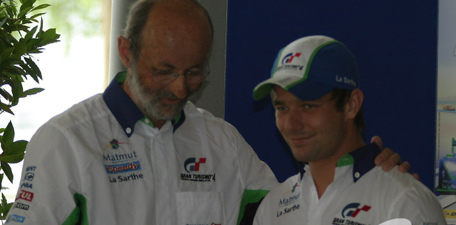 Spirit of Le Mans prizes for Moity, Pescarolo