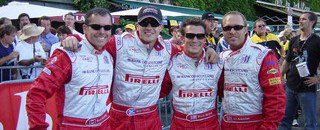Le Mans Marino Franchitti diary: take four