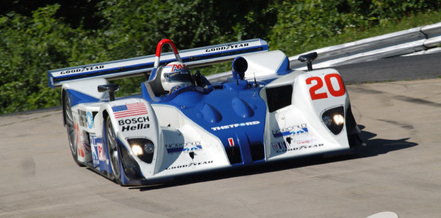 Chris Dyson: A lap of Lime Rock