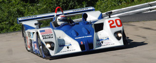 ALMS Chris Dyson: A lap of Lime Rock