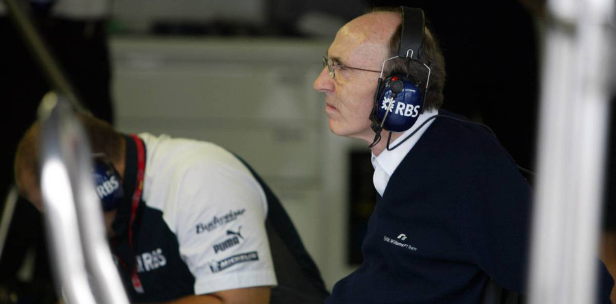 Williams standing firm on Button situation