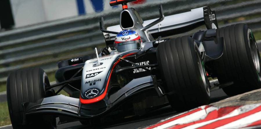 McLaren set the pace in last Hungarian GP practice