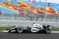Raikkonen fastest in last Turkish GP practice
