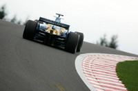 Alonso fastest in Belgian GP final practice