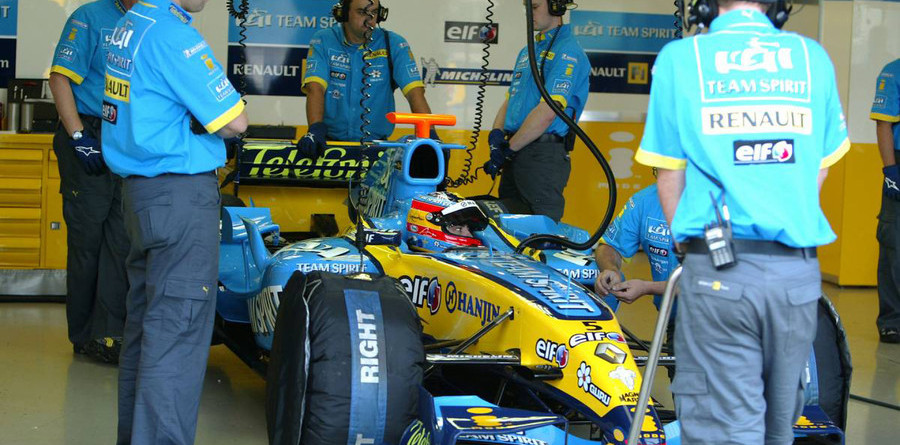 Alonso fastest at Silverstone again