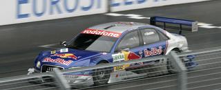 DTM Ekstrom wins Lausitz thriller