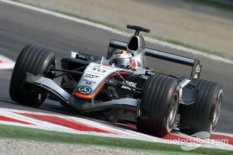 A lap of Interlagos with Montoya