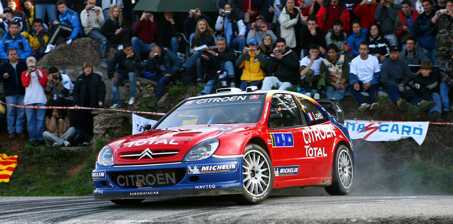 Loeb perfect in Tour de Corse victory