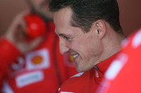 Schumacher encouraged by Bahrain test