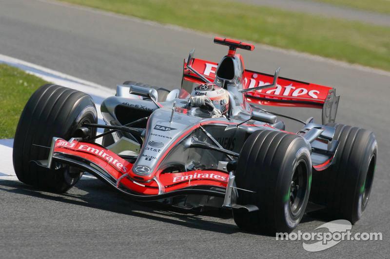 A lap of Montreal with Raikkonen