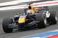 Klien sets the pace in German GP last practice