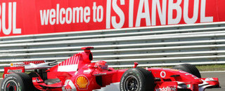 Formula 1 Schumacher top in Turkish GP last practice