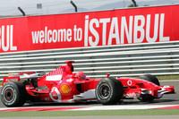 Schumacher top in Turkish GP last practice