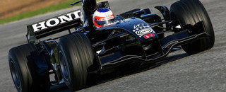 Formula 1 Honda ends Jerez test on top