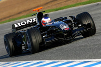 Honda ends Jerez test on top