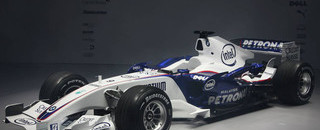 Formula 1 BMW Sauber launches the F1.07 in Valencia