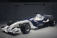 BMW Sauber launches the F1.07 in Valencia