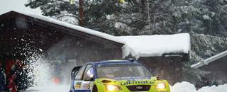WRC Hirvonen headed for Rally Norway victory