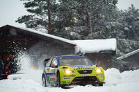 Hirvonen headed for Rally Norway victory