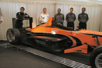 Ultimate Motorsport Team launch at Silverstone