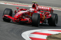Last European GP practice falls to Raikkonen