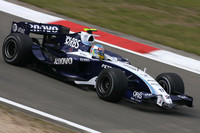 Wurz fastest as testing concludes