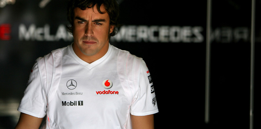 Alonso and McLaren officially part company