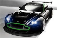 Aston Martin unleashes the Vantage GT2