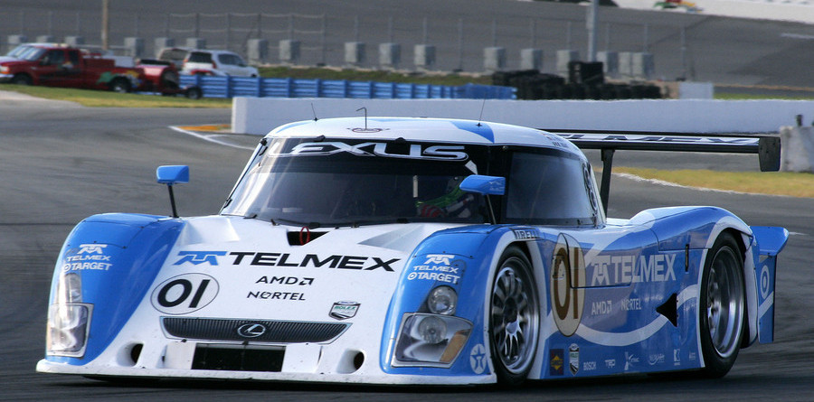 Pruett landed overall fast time at Daytona Test Days