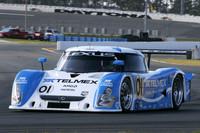 Pruett landed overall fast time at Daytona Test Days