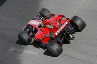 Ferrari tops first Valencia test day