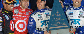 Grand-Am Ganassi Racing wins third consecutive Rolex 24