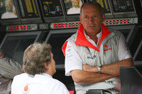 Ron Dennis: Gone or on a leave of absence?