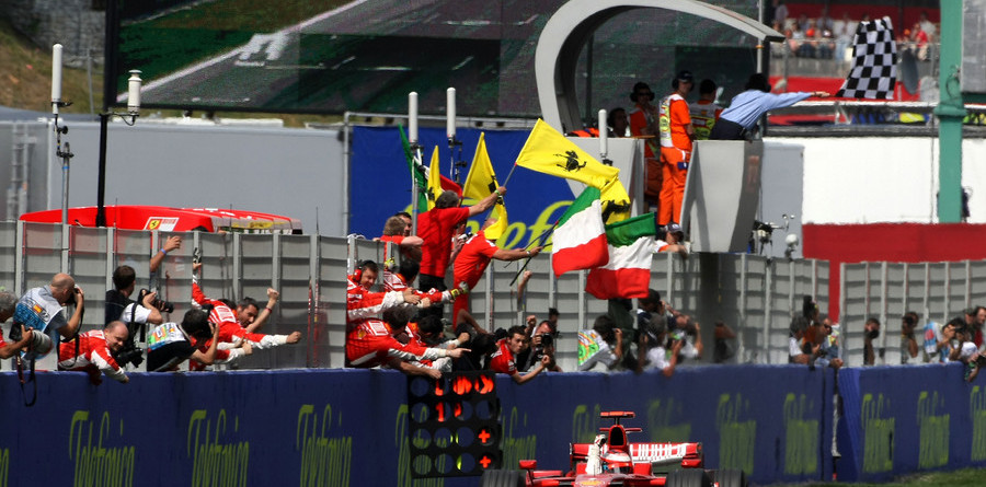 Raikkonen stamps his seal on Spanish GP and season