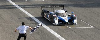 European Le Mans Lamy, Sarrazin score thrilling Monza win