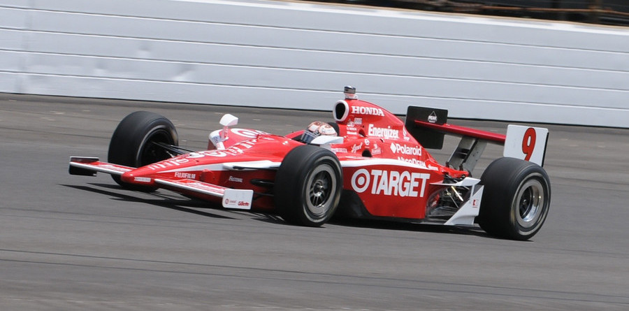 Dixon leads, rest prepare for final qualifying