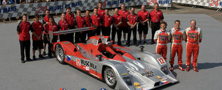ALMS Cytosport, Pickett living the Le Mans dream
