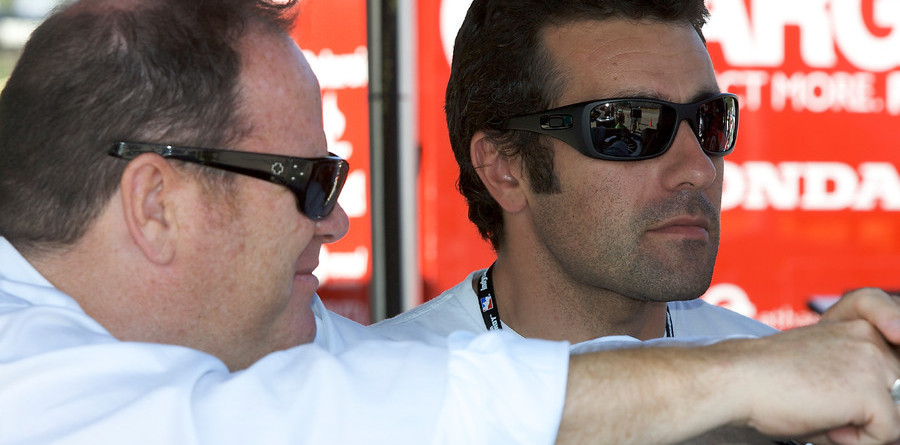 Franchitti returns, Wheldon does team switch