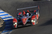 Audi ends '08 with one-two Laguna Seca finish
