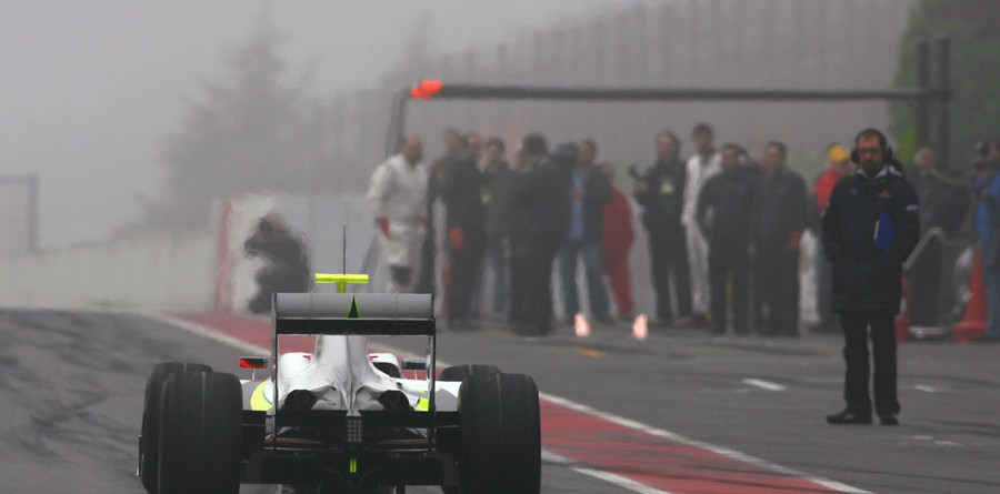 Barrichello puts Brawn GP on top again in Barcelona