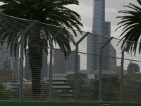 Williams F1's Rosberg tops Australia Friday practices