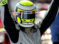 Button breezes to Turkey victory