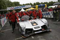Peugeot protests Audi ahead of 24H practice