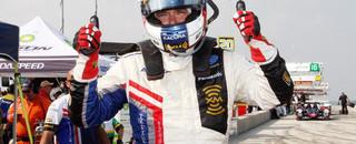 De Ferran captures Road America pole