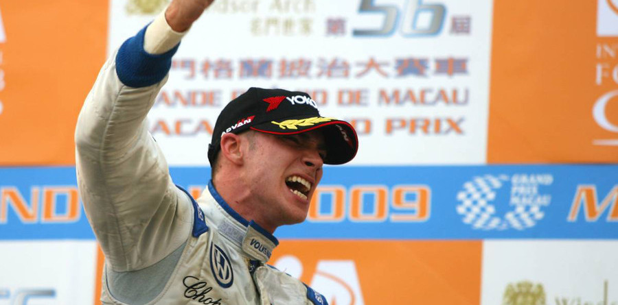 Mortara victorious at Macau