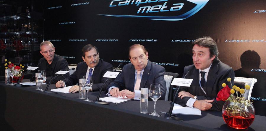Campos-Meta silence continues